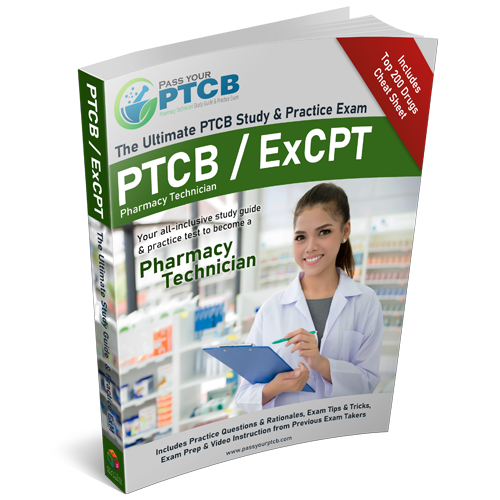 The Ultimate PTCB Study Guide & Practice Exam